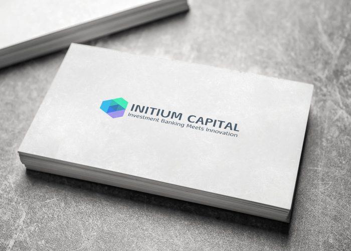 INTIUM CAPITAL  - עיצוב לוגו ושפה גרפית לחברה בתחום הפיננסים