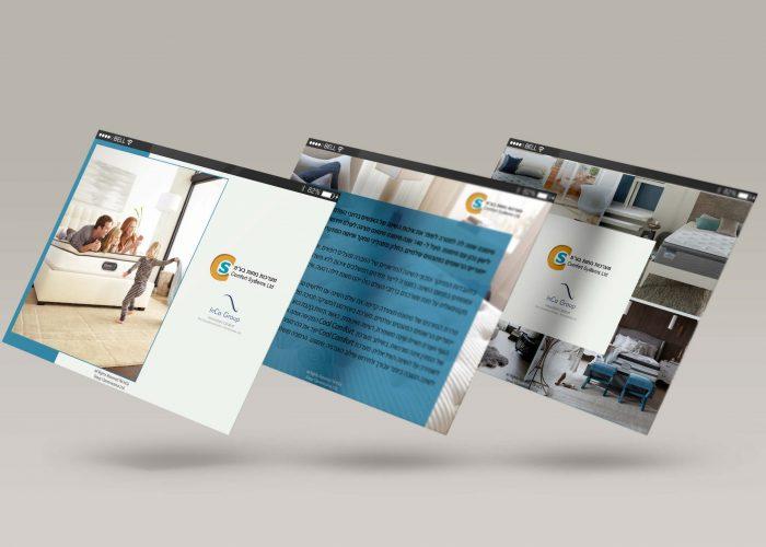 סימונס - עיצוב מצגת עסקית