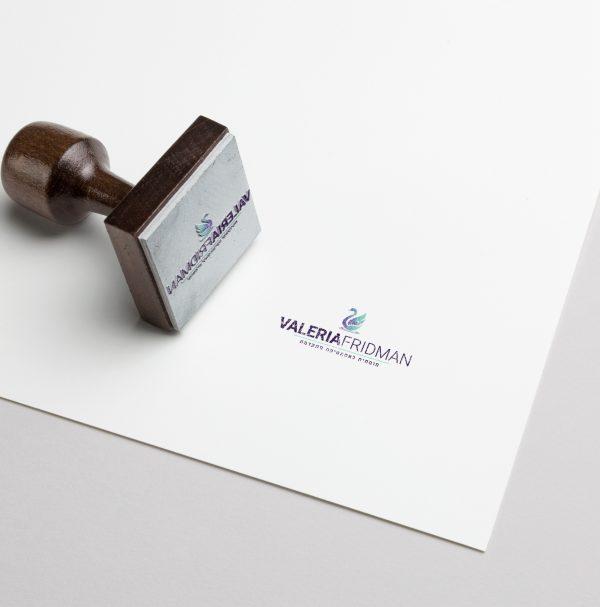 Rubber Stamp PSD MockUp 3